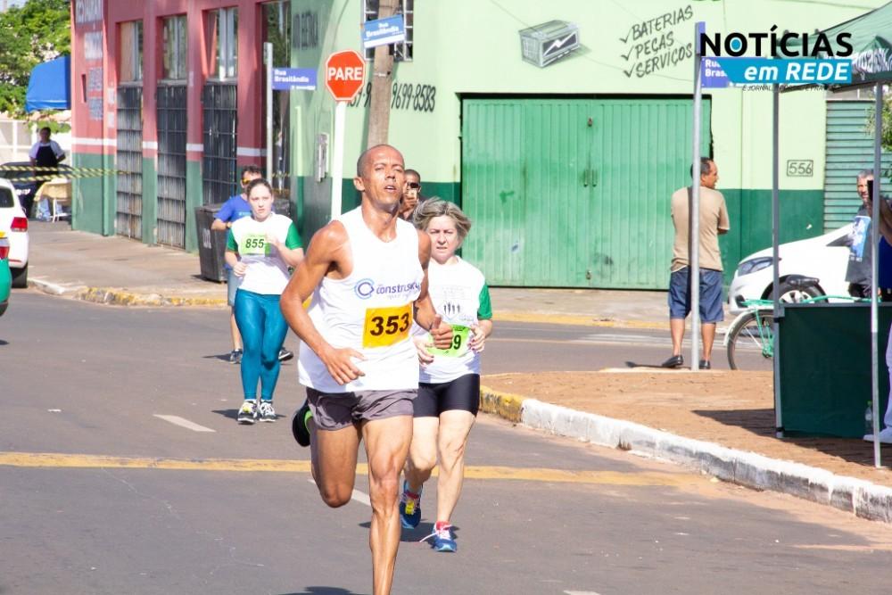 6ª Corrida de pedestres de Botaguassu MS