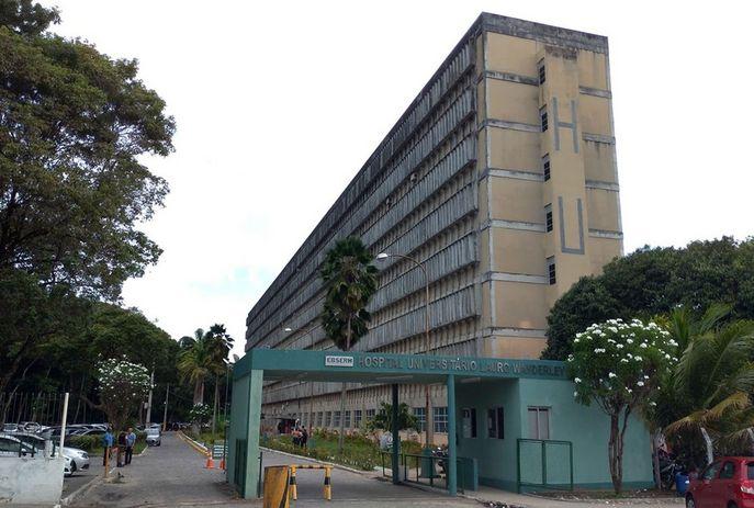Paciente foi transferida para o Hospital Universitário Lauro Wanderley, em João Pessoa, mas não resistiu (Foto: divulgação)